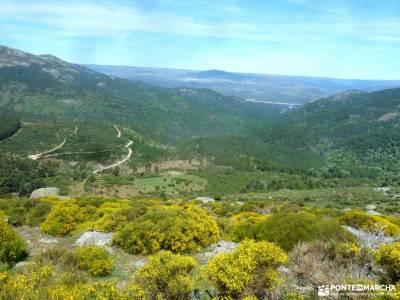 Reserva Natural Valle Iruelas-Pozo de la nieve;findes montes de leon molino de la hoz el jerte